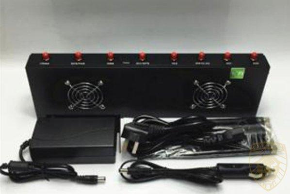 新品上市高品质大功率4G WiFi屏蔽器