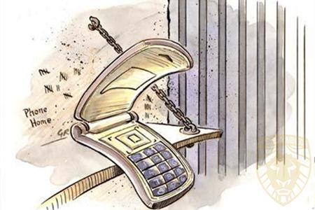 监狱中实施信号屏蔽器,以遏制囚犯的电话欺诈行为