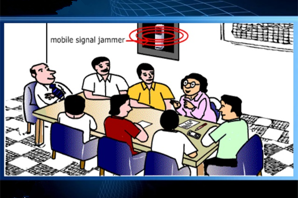 隐藏式高功率多功能信号干扰器看这里