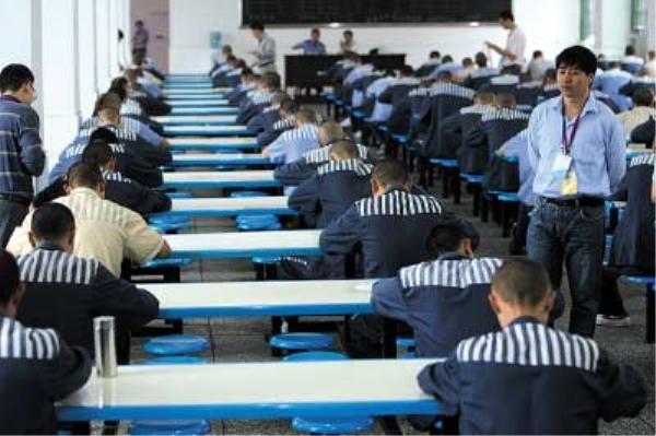 监狱防御系统,监狱管理的佳助理