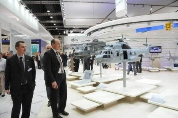 排爆干扰压制系统正式亮相军事用品博览会