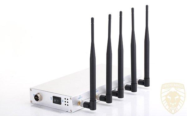 手机信号屏蔽器室外安装如何防水、防雷?