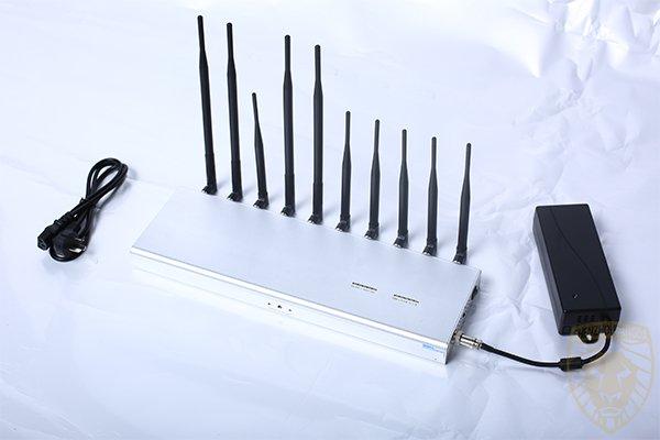 信号屏蔽器能屏蔽的范围
